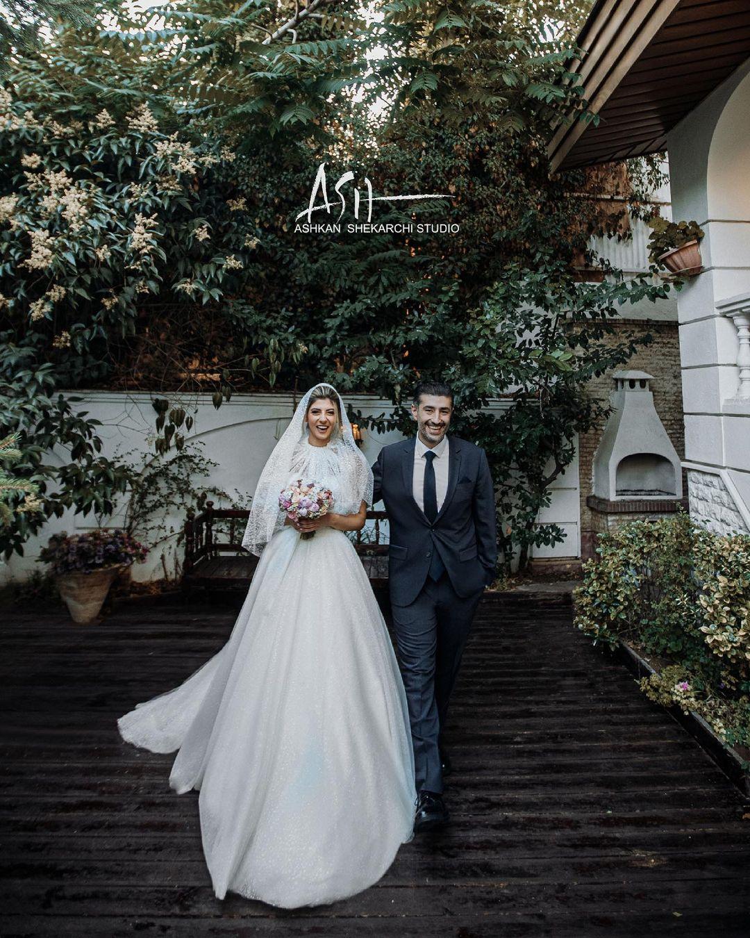 بازیگران تازه عروس