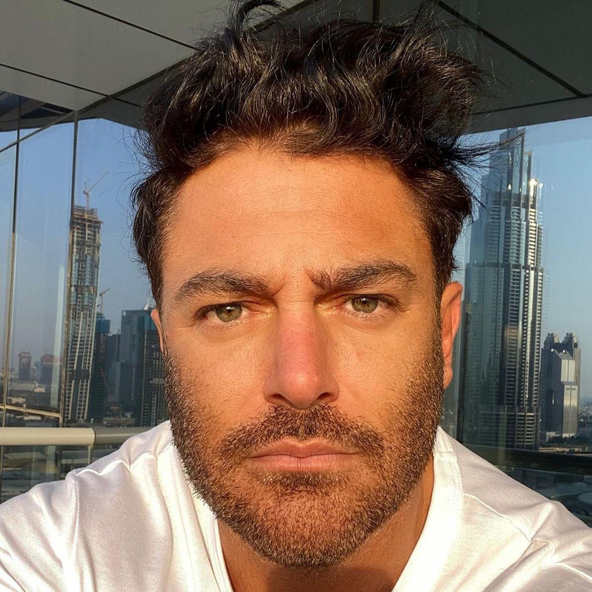 چهره متفکر محمدرضا گلزار + عکس