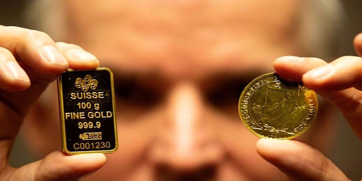 قیمت طلا ناکام ماند