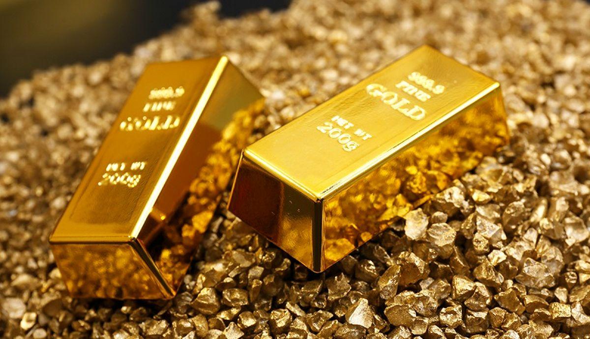 قیمت طلا امروز 4 مهر 1400  طلا ارزان شد