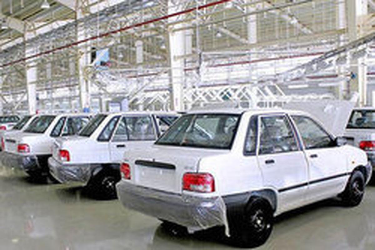 بورس دمشق به داد خودروسازان ایرانی آمد