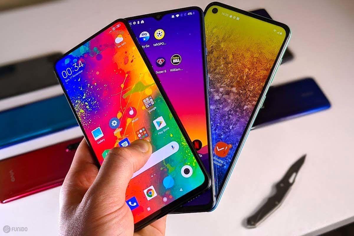 قیمت گوشی موبایل تا سقف 4 میلیون / ارزانترین گوشیها را ببینید
