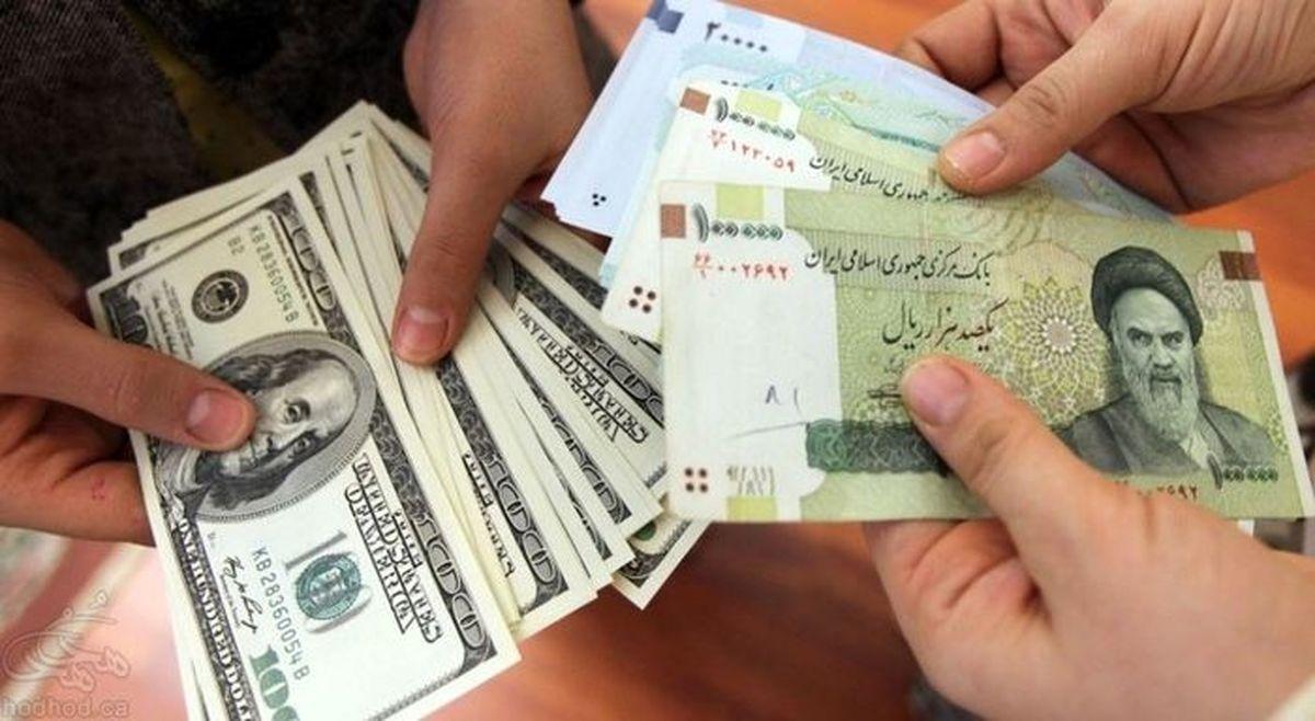 دلار رئیسی افزایشی شد