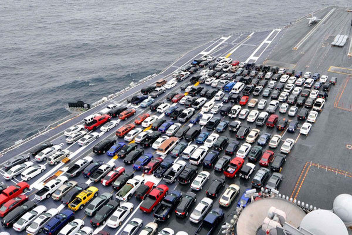 فوری: واردات این خودروها آزاد شد  ریزش 80 میلیونی قیمت خودرو خارجی