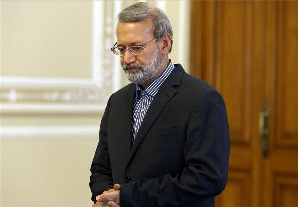فوری: خداحافظی لاریجانی با سیاست