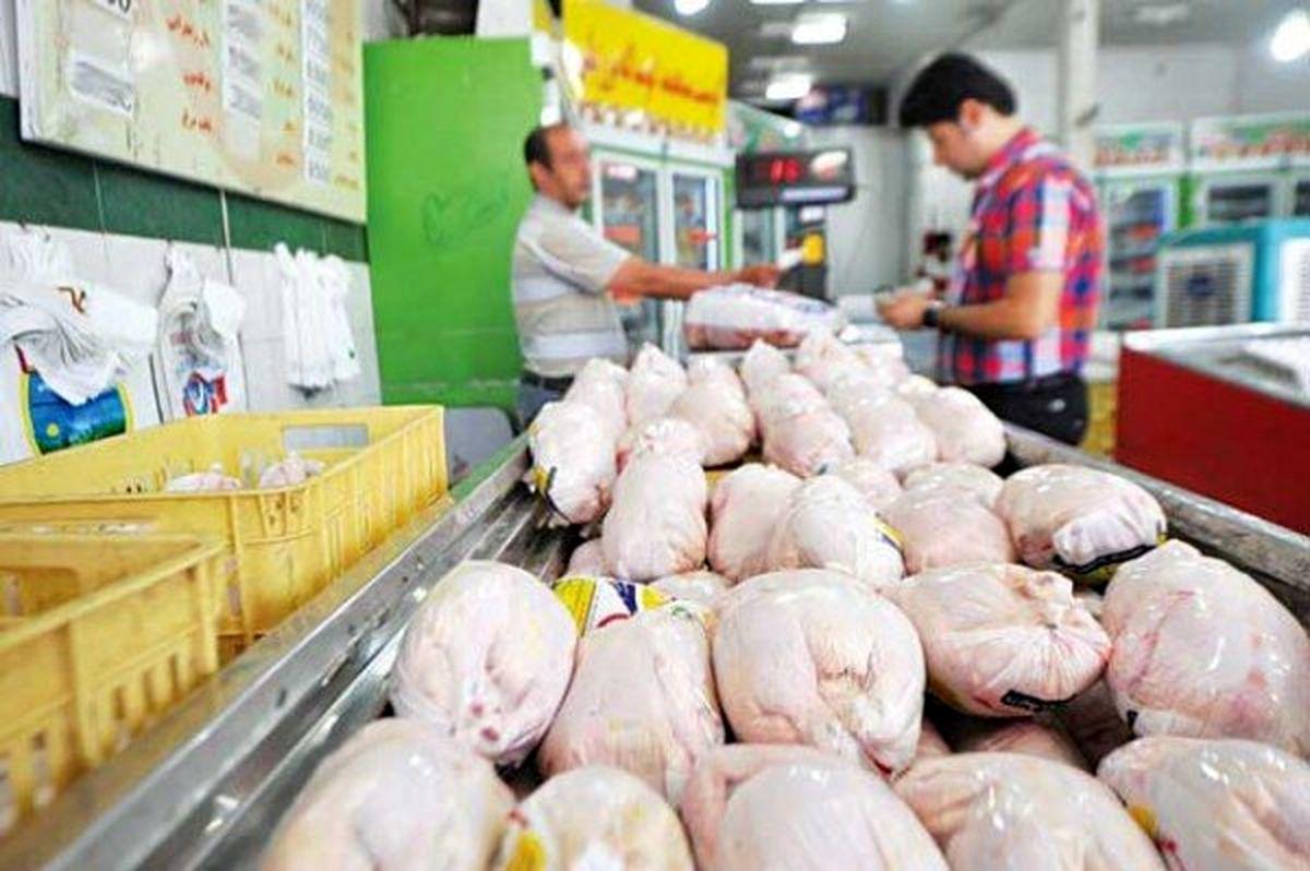 قیمت مرغ بازار امروز اعلام شد
