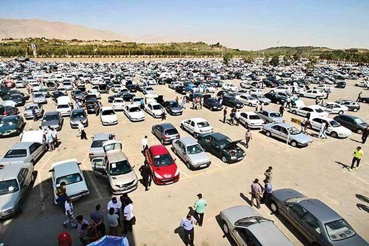 قیمت خودرو امروز 19 مهر 1400  خودرو ایرانی در جاده گرانی