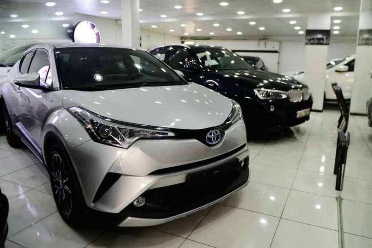 بازار خودرو خارجی به کما رفت| قیمت خودرو سر به فلک کشید